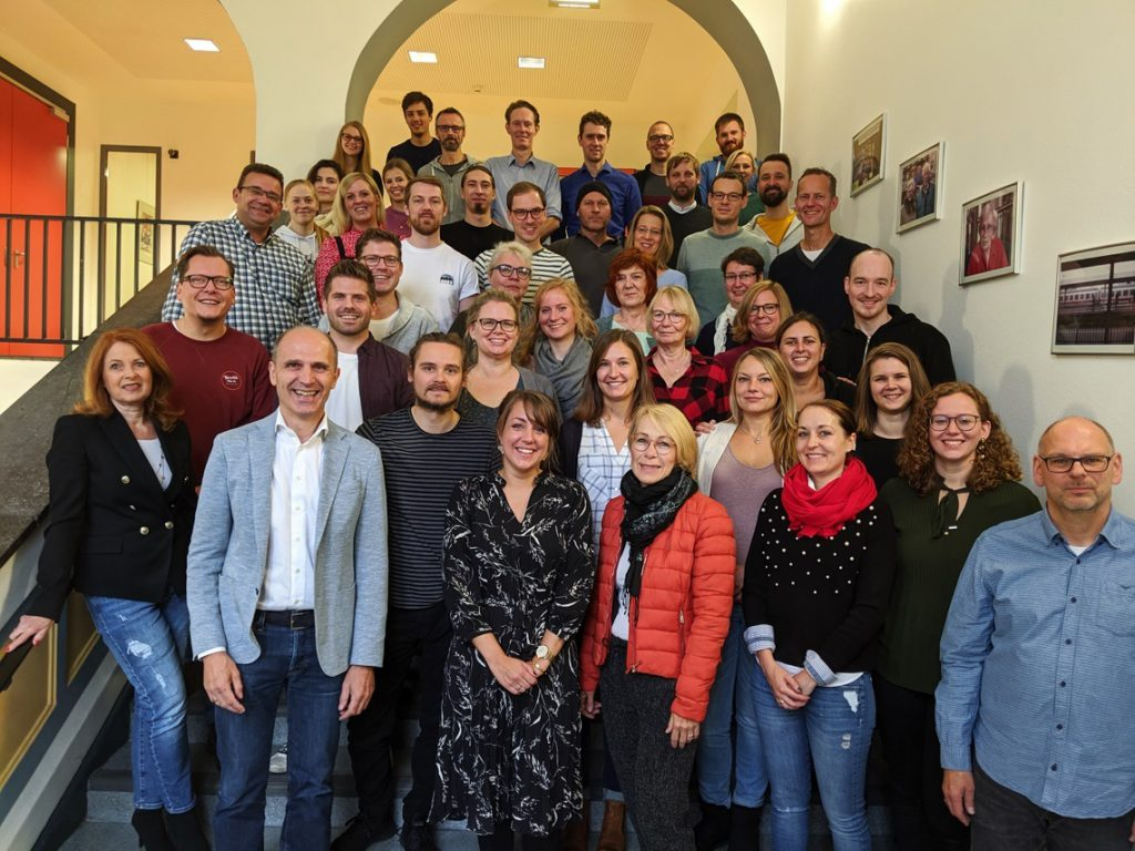 Kollegium der Alfred-Krupp-Schule 2019