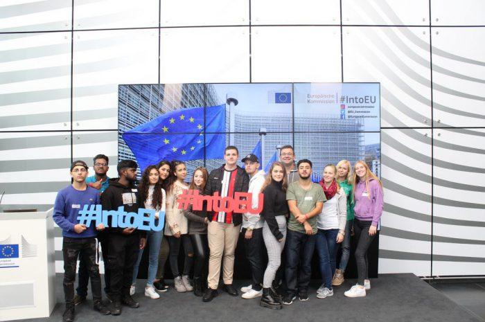 Der EU ganz nahe – unsere Studienfahrt nach Brüssel