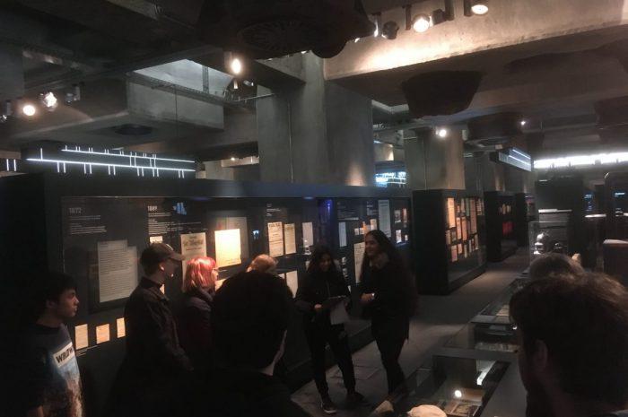 Essener Geschichte zum Anfassen – Der Geschichtsgrundkurs der Q1 besucht das Ruhr-Museum
