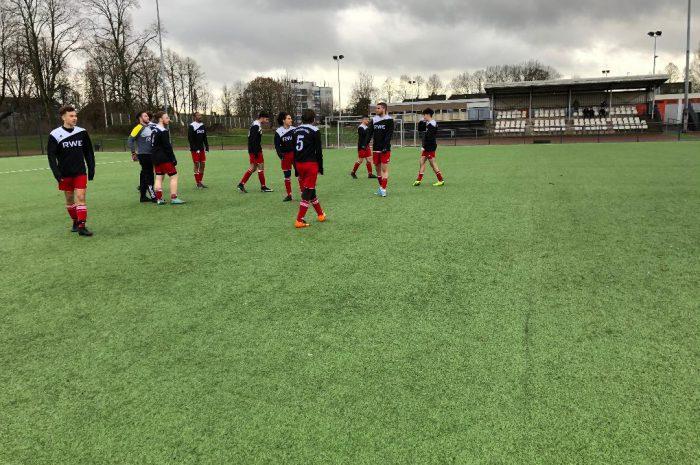 Zweite Runde der Stadtmeisterschaften: AKS-Team spielt guten Fußball – fürs Weiterkommen reicht es jedoch nicht